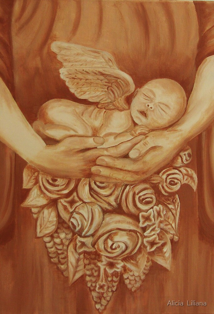 Angel by Alicia  Liliana
