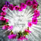 To my Valentine with Love by DEB CAMERON