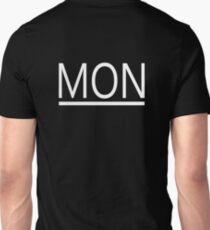 MONster's New Law (White) T-Shirt