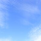 Clouds Among Blue Sky by minikin
