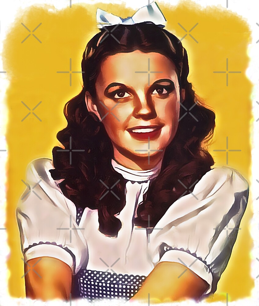 Dorothy Oz Painting by MissClaraBow