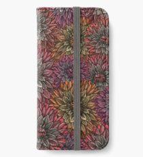 Chrysanthemum iPhone Wallet/Case/Skin