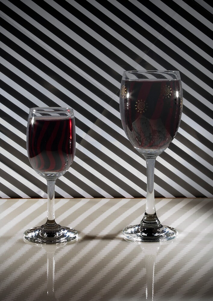 Large Drink Or Small by Tony Cave