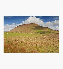 Connemara Rural Photography Landscape from Ireland Photographic Print