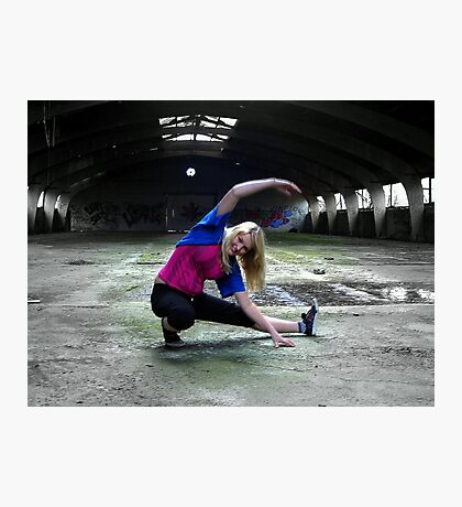 Street Dance Photographic Print