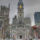 City Hall by Lori Deiter