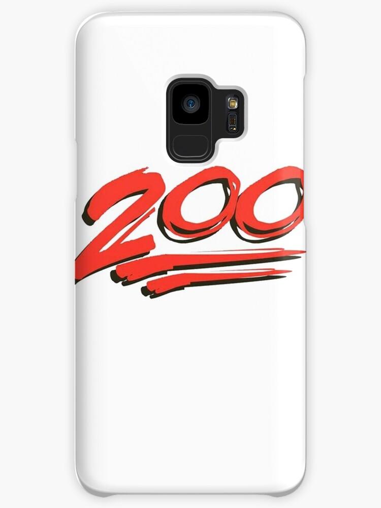 Keep It 200 100 Emoji Cases Skins For Samsung Galaxy By