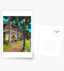 Kailua Village - Kona Hawaii Postcards