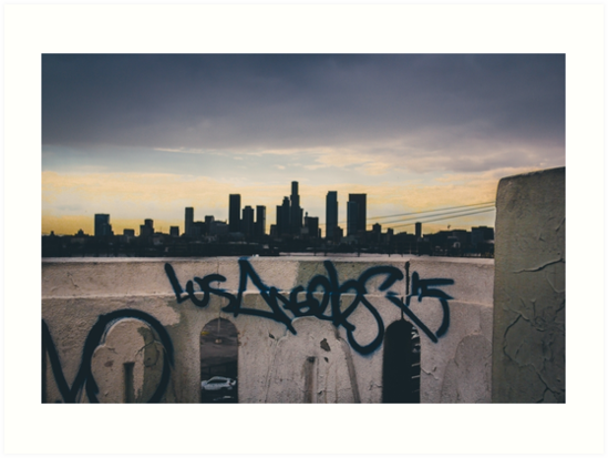 Los Angeles by dannhyhorchata