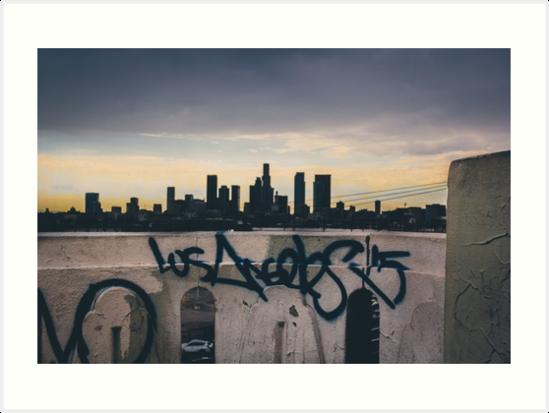 Los Angeles von dannhyhorchata