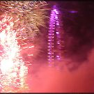 Amazing London - New year's Day Fireworks  #2 - 1st - 2011 - UK by Daniela Cifarelli