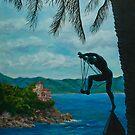Gateway To Portofino by Charlotte  Blanchard