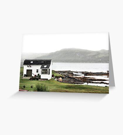 Fisherman's Haven Greeting Card