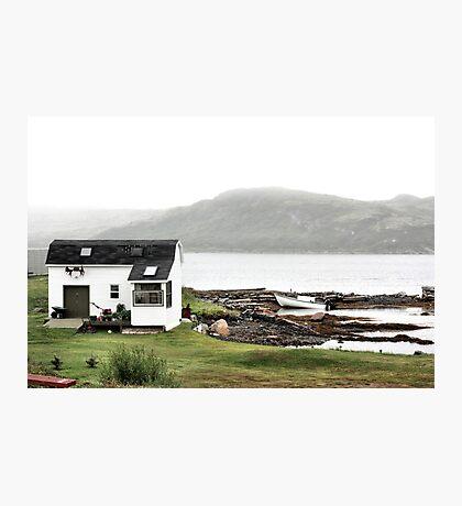 Fisherman's Haven Photographic Print