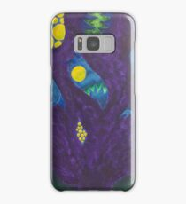 Monsters On My Mind Samsung Galaxy Case/Skin