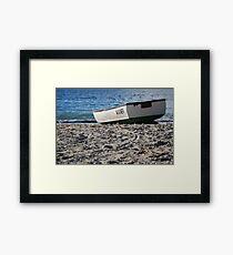 Mariner.. Framed Print