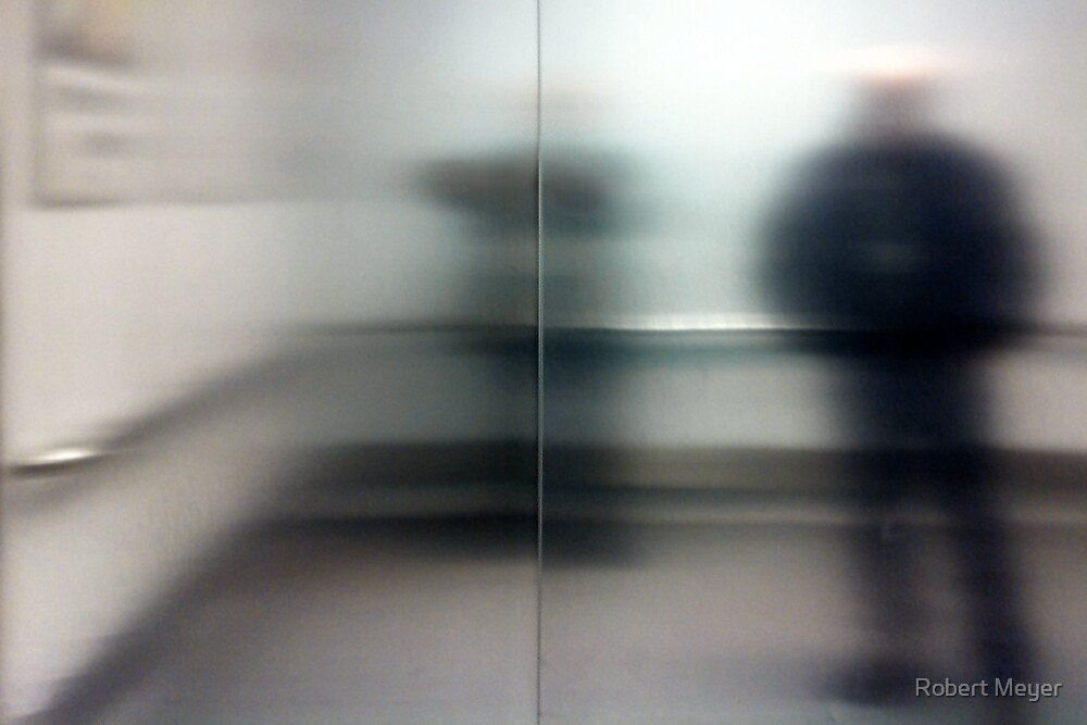 Shadowy Men... by Robert Meyer