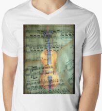 A masterpiece © Allegro molto e con brio V-Neck T-Shirt