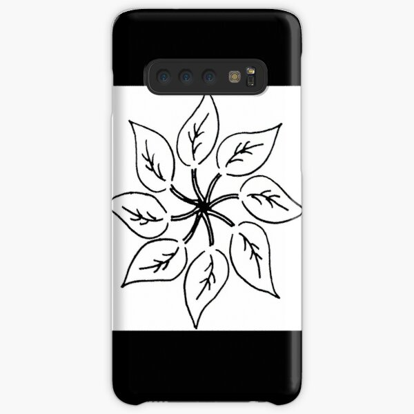 Leaf Wreath Samsung Galaxy Snap Case
