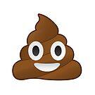 Pile of Poo emoji by funkingonuts