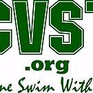 CVST Come Swim With Us Logo by CVSTswimming