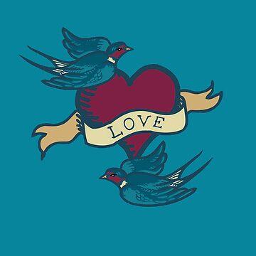 Love Birds by DExIGN