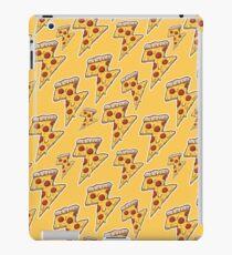 Thunder Cheesy Pizza iPad Case/Skin