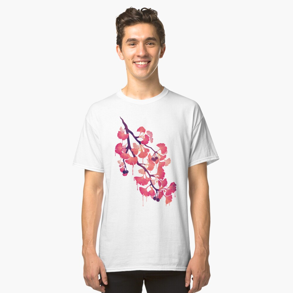 Oh ginkgo Camiseta clásica