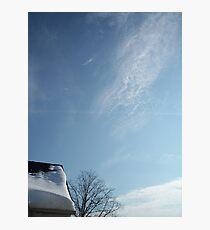 Wintry Photographic Print