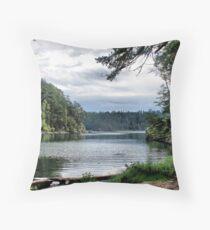 Paradise Cove Throw Pillow