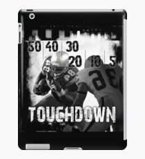 50..30..10..Touchdown! iPad Case/Skin