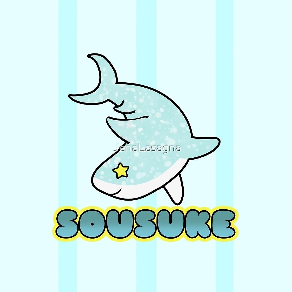 Splash Free Club - Sousuke by JenaLasagna