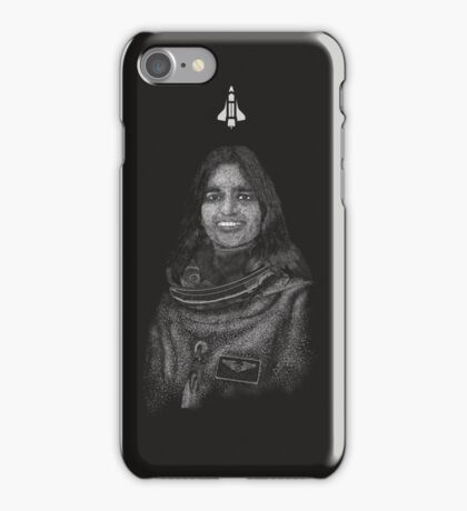 Kalpana Chawla iPhone Case/Skin