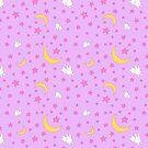Usagi's Bed by itsaduckblur