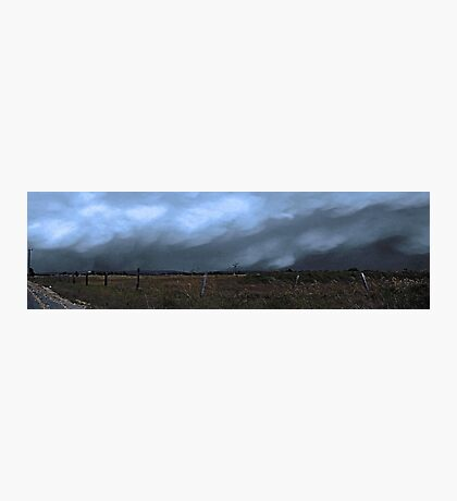 Severe Storm Cell   Photographic Print