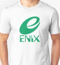 ENIX Logo Green Unisex T-Shirt