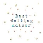 Best Selling Author Design Keeps You Inspired And Writing! by MHirose