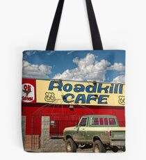 Would you eat here??? Tote Bag