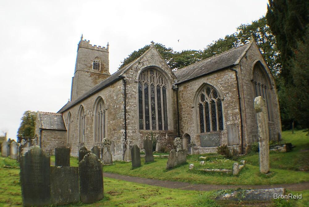 St James the Great Parish Church, St Kew Cornwall UK by BronReid