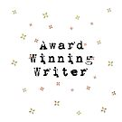 Award Winning Writer Design Keeps You Inspired And Writing! by MHirose