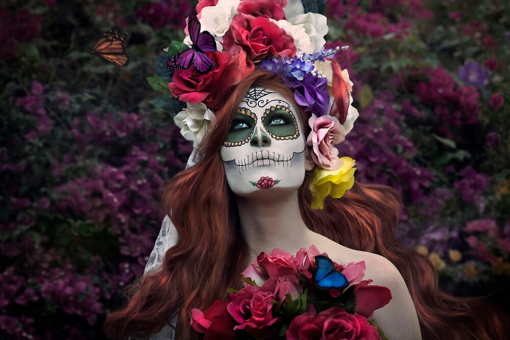Flowers for the Dead by Trini Schultz