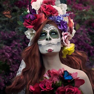 Flowers for the Dead by trinischultz