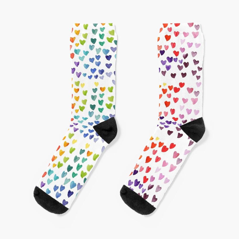 I Heart You Socks