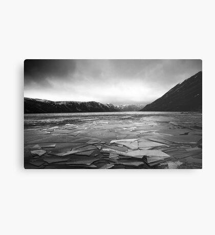 Icy Loch 5 Metal Print