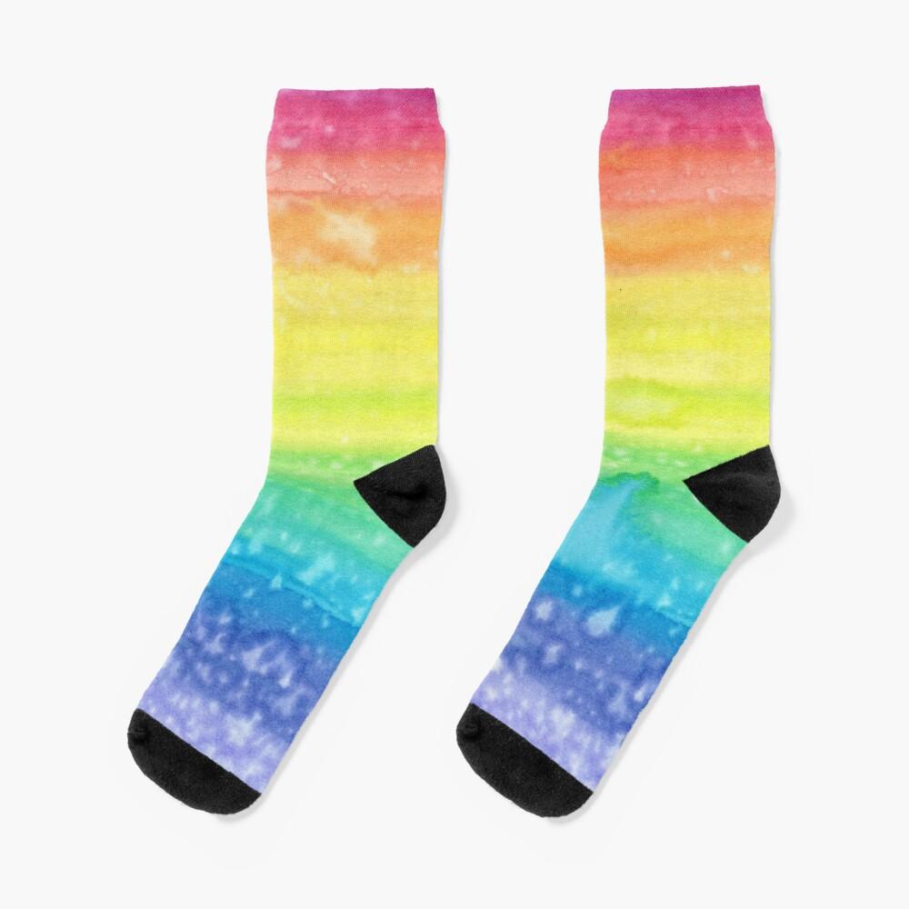 I Believe in Magic Socks