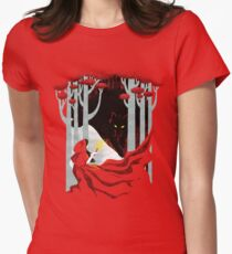 Into the Woods Women's Fitted T-Shirt