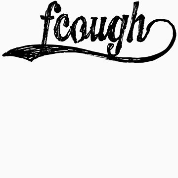 fcough tee by elscire