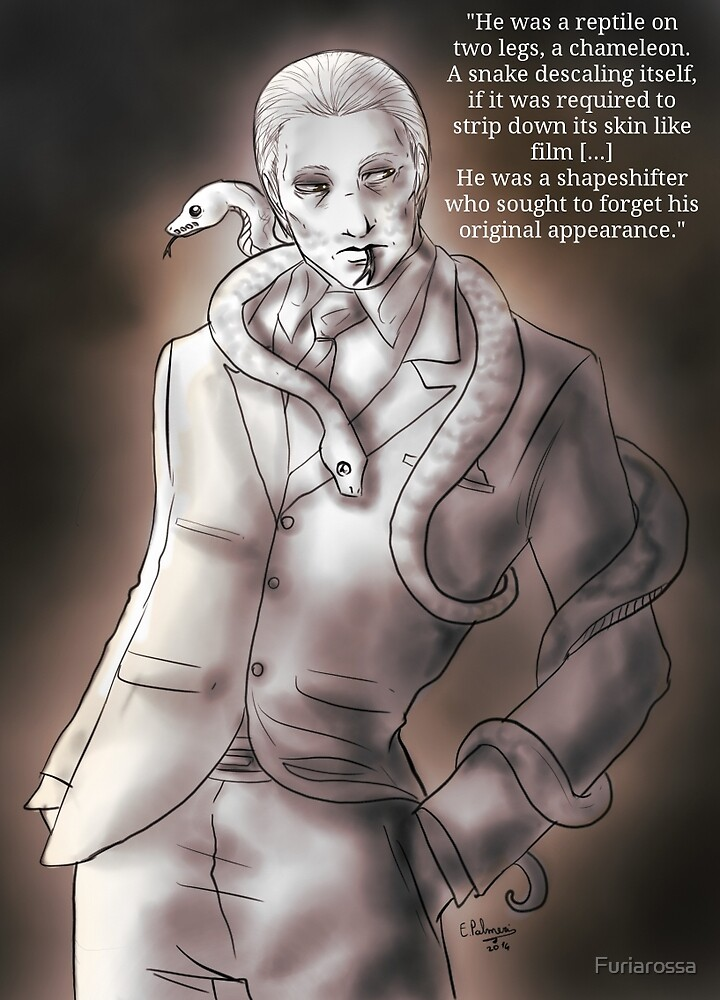 Hannibal - Reptile by Furiarossa