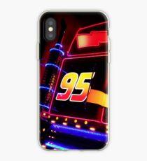 # 95 - Lightning Mcqueen iPhone Case