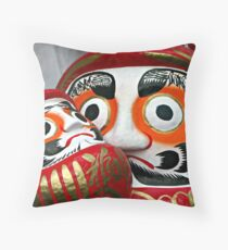 An Eye for the Future Throw Pillow